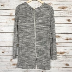 Ann Taylor Loft Outlet Zip Up Tunic